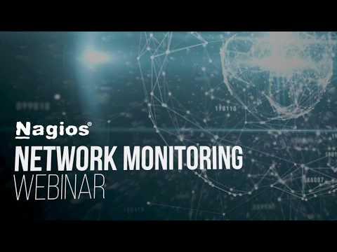 Network Monitoring with Nagios - Webinar