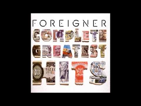 Foreigner   'Complete Greatest Hits' (Full Album)