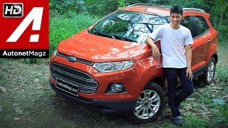 Download Video Review Ford EcoSport Indonesia by AutonetMagz MP3 3GP MP4