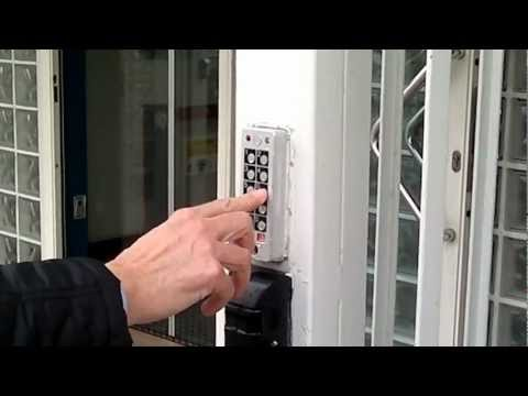 Test on the Digipass Vandal Proof Security Keypad