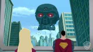 Nonton Superman  Unbound   Film Subtitle Indonesia Streaming Movie Download