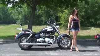 4. Used 2011 Triumph America  Motorcycles for sale Weeki Wachee, FL