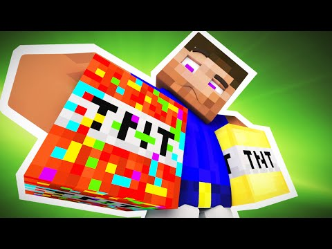 САМЫЙ ВЗРЫВНОЙ МОД! - Обзор Мода (Minecraft)