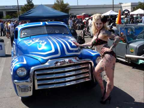 Viva Las Vegas 15 Rockabilly Weekend – April 2012