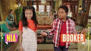 Meet Nia & Booker! On an all new series Raven's Home! Coming to Disney Channel, Friday, July 21st after the premiere of Descendants 2!Official Site: http://www.disneychannel.comLike Disney Channel on Facebook: https://www.facebook.com/disneychannel Follow @DisneyChannel on Twitter: https://twitter.com/disneychannel Follow @DisneyChannel on Instagram: http://instagram.com/disneychannel
