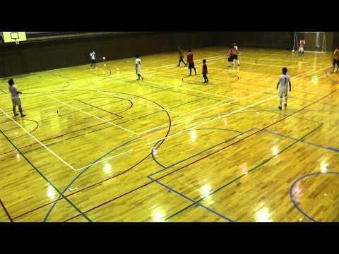 美唄中学校フットサル 2014 8 8