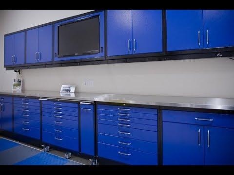 Metal Garage Storage Cabinets For Garage Furniture