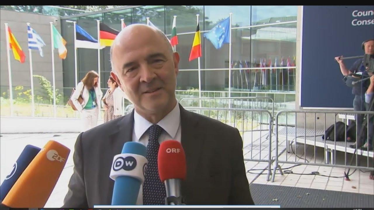 «Ιστορική μέρα όχι μόνο για την Ελλάδα, αλλά και για ολόκληρη την Ευρωζώνη»