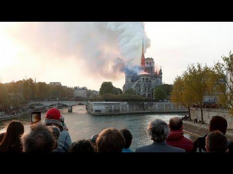 Χωρίς βιασύνη η αναστήλωση της Νοτρ Νταμ λέει τώρα η γαλλική κυβέρνηση…