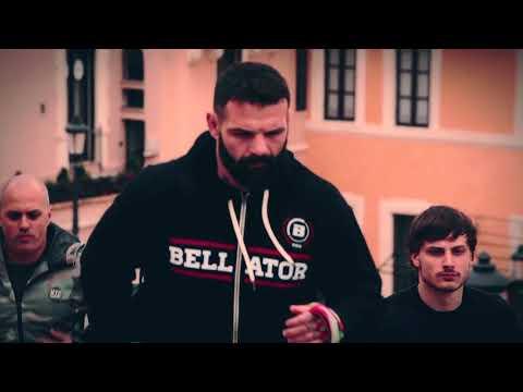 BELLATOR ROMA - ALESSIO SAKARA