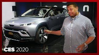Fisker Ocean EV SUV, cheaper than a Tesla Model 3? by Roadshow