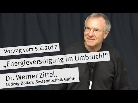 """Vortrag: """"Energieversorgung im Umbruch!"""""""