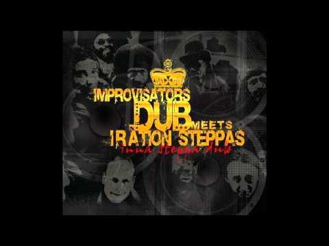 Improvisators Dub & Iration Steppas - Jah Jah Badda [12 Inch Mix]