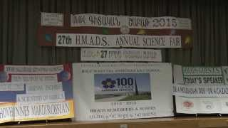 HMADS: 27th Annual Science Fair