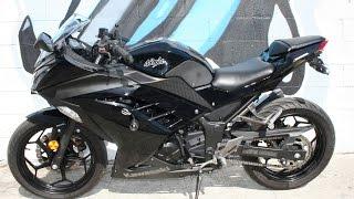 10. 2014 Kawasaki Ninja 300 ABS ... the perfect entry level Sport Bike!