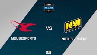 Na'Vi vs mouz, game 1