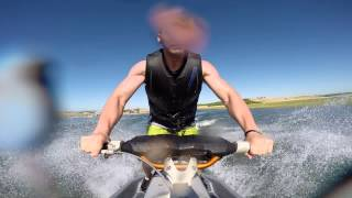 10. Crusing around on 2008 Sea-Doo RXP-X