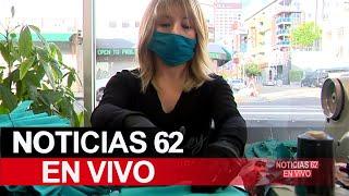Creando máscaras para la comunidad – Noticias 62 - Thumbnail