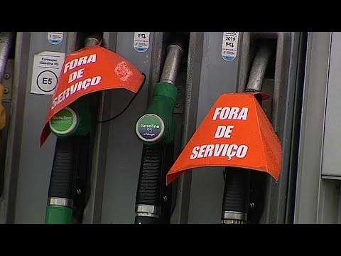Portugal: Fahrerstreik - dem Urlaubsland Portugal geht das Benzin aus