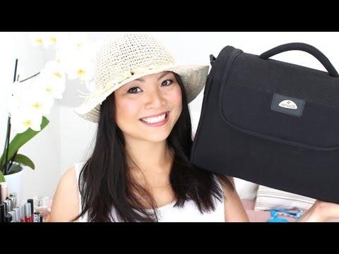 Kosmetik Koffer packen - Urlaub ☼ summer heat ☼