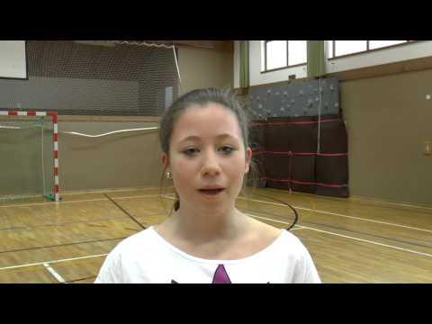 Mein Lieblingssport/Volleyball
