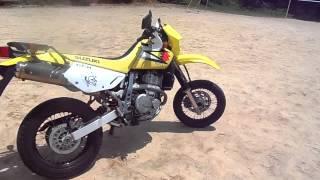 8. Suzuki Dr 650