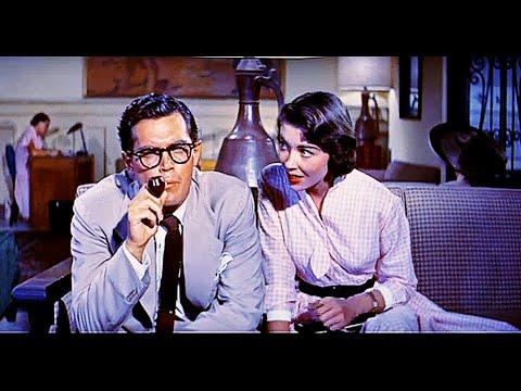 "Jeffrey Hunter & Virginia Leith - ""A Kiss Before Dying"" 죽기 전에 키스를1956"