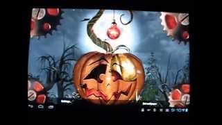 Halloween Steampunkin LWP YouTube video