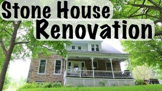 Farmhouse Renovation | Upstairs Bathroom | Episode 144