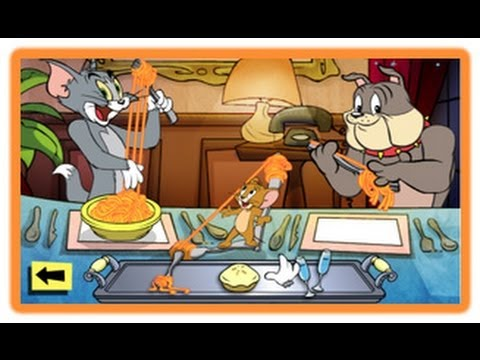Tom And Jerry - Suppertime Serenade - Tom And Jerry Games