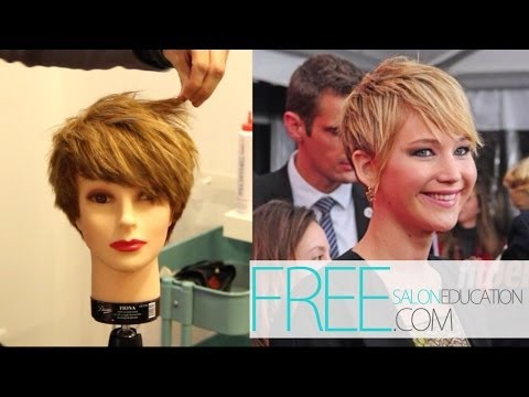 Haircut - http://www.freesaloneducation.com BEST WAY TO FOLLOW US: 1. SUBSCRIBE ON YOUTUBE 2. FACEBOOK http://www.facebook.com/freesaloneducation 3. TWITTER @saloneduc...
