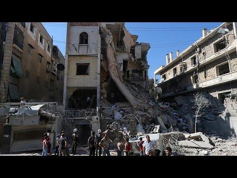 Συρία: Κατάπαυση του πυρός 72 ωρών ανακοίνωσε ο κυβερνητικός στρατός