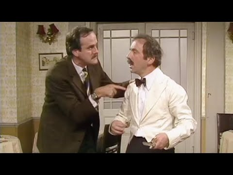 Manuel - Manuel and Basil have a painful conversation Watch more high quality videos on the new Comedy Greats YouTube channel from BBC Worldwide here: http://www.yout...