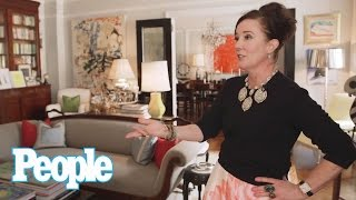 Video Inside Kate Spade's Artsy New York Apartment | Hollywood at Home | People MP3, 3GP, MP4, WEBM, AVI, FLV September 2018