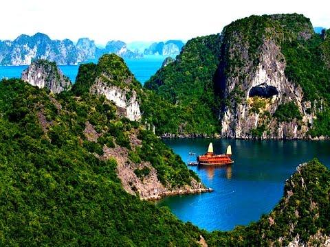 Вьетнам  Путешествие в Индокитай (видео)