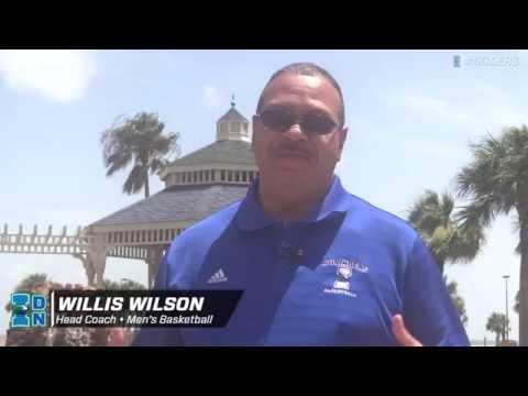 Men's Basketball Update with Willis Wilson - 7/27/16
