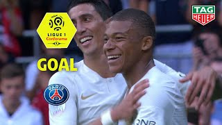 Goal Kylian MBAPPE (90') / EA Guingamp - Paris Saint-Germain (1-3) (EAG-PARIS) / 2018-19
