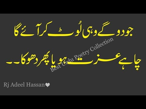 Urdu Quotationslife changing motivational quotesAdeel Hassan RjQuotes about lifeurdu hindi quote