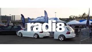 radi8 Wheels USA Debut at Big Socal Euro Teaser Part 1