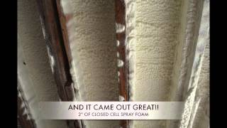 <h5>Cold floors repaired by spray foam insulation</h5><p>Learn how spray foam fixes cold floors in New Orleans cottages</p>