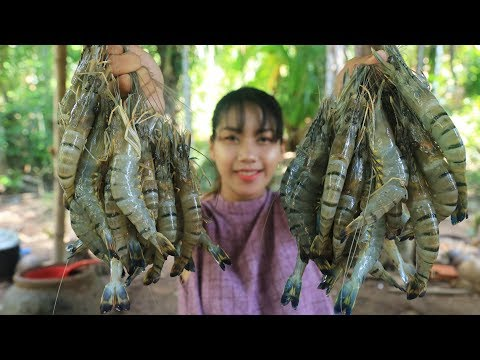 Yummy cooking Tong Yam shrimp recipe - Cooking skill