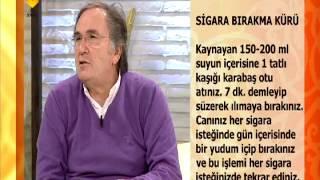 Sigarayı Bırakma Kürü - PRof. Dr. İbrahim Saraçoğlu