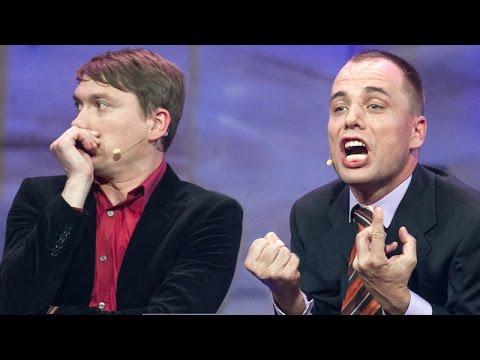 Kabaret Czesuaf - Ja panu nie przerywałem: Mowa nienawiści