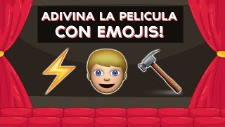 Eres capaz de adivinar estas películas con Emojis? Adivina la película con Emojis con este divertido test! ↠↠ ¡No te olvides de suscribirte para no perderte ...