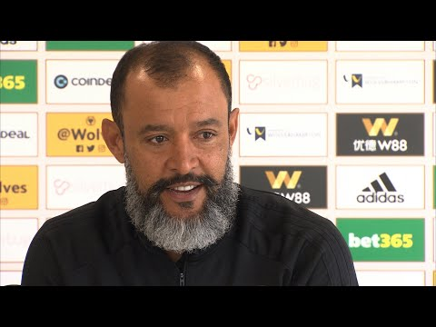 Nuno Press Conference - Leicester Vs Wolves