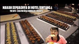 Video MAKAN SEPUASNYA DI HOTEL BINTANG 5 : The Ritz-Carlton Jakarta, Mega Kuningan MP3, 3GP, MP4, WEBM, AVI, FLV April 2019