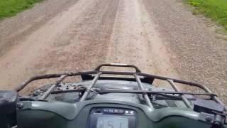 9. Kawasaki Prairie 700 Dynatek