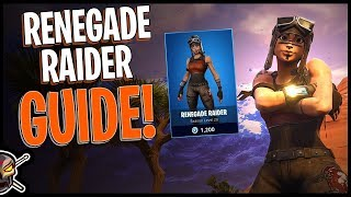 Is Renegade Raider Really Returning?! | Cosmetic Guide - Fortnite Cosmetics