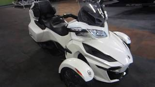 6. 2018 Can-Am Spyder RT Limited NCM371