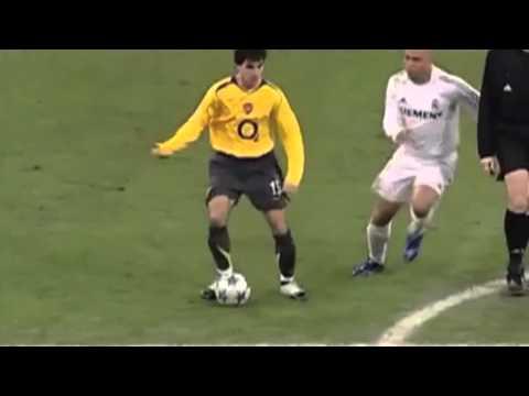 henry - leggendario goal al real madrid